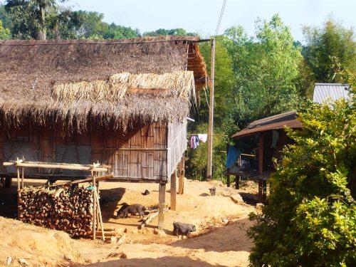 lahu house