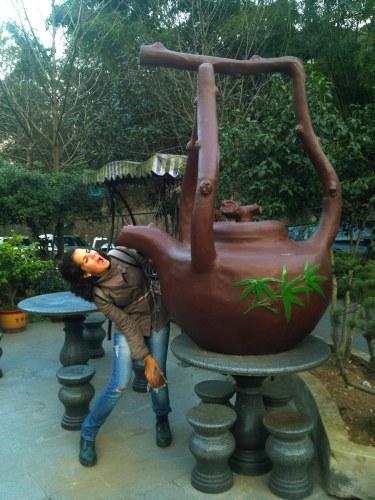 giant teapot pq