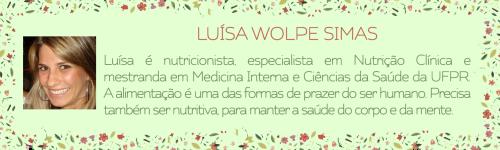 assinatura colunista luisa wolpe